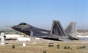 ΗΠΑ: Θρίλερ! Συνετρίβη «αόρατο» μαχητικό F-22