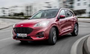 Νέο Ford Kuga: Aναλυτικά όλες οι εκδόσεις και οι τιμές του