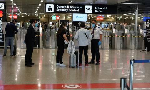 Ιταλία: Επιτρέπονται εκ νέου από την 3η Ιουνίου τα ταξίδια από και προς το εξωτερικό