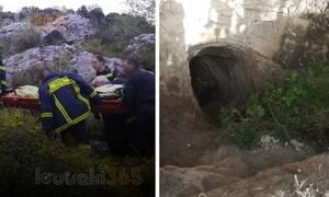Τραγωδία στο Λουτράκι: Θρίλερ με τους τέσσερις νεκρούς σε σπήλαιο - Έψαχναν για λίρες;