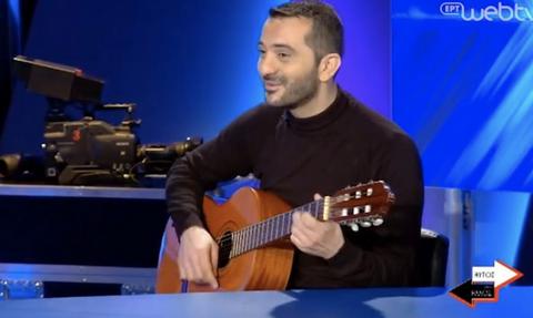 Ο Λεωνίδας Κουτσόπουλος τραγούδησε Σάκη Ρουβά! (video)