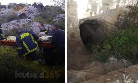 Τραγωδία στο Λουτράκι: Θρίλερ με τους 4 νεκρούς σε σπήλαιο -Η εκδοχή για τον θησαυρό και τα εργαλεία