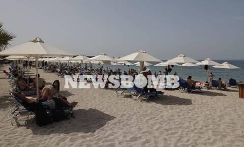 Δήμαρχος Αλίμου στο Newsbomb.gr: Οι πολίτες που έρχονται στις παραλίες είναι απόλυτα συνεργάσιμοι