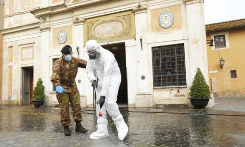 Κορονοϊός Ιταλία: Αύξηση κρουσμάτων - 153 νεκροί σε ένα 24ωρο