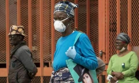 Κορονοϊός - Νότια Αφρική: Θλιβερό ρεκόρ κρουσμάτων σε 24 ώρες