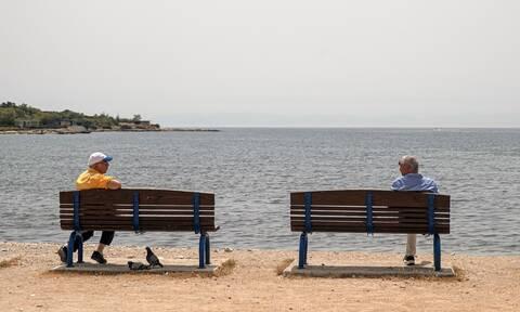 Κορονοϊός: 163 θάνατοι στην Ελλάδα - 15 νέα κρούσματα - 2.834 στο σύνολο