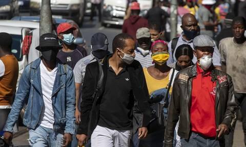 Κορονοϊός: Δραματική αύξηση στη Νότια Αφρική - 1.160 νέα κρούσματα σε 24 ώρες