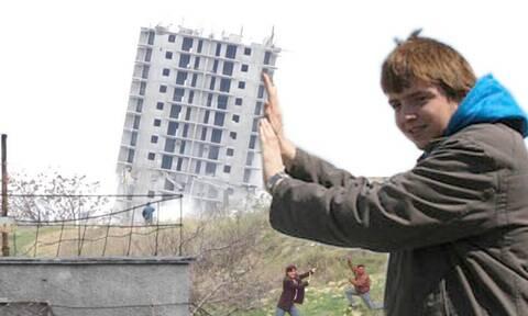 Οι πιο αποτυχημένες κατεδαφίσεις κτιρίων που έχεις δει ποτέ!