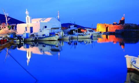 Η Πάρος έτοιμη να υποδεχτεί το ελληνικό καλοκαίρι