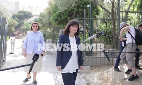 President Sakellaropoulou's message on International Museum Day