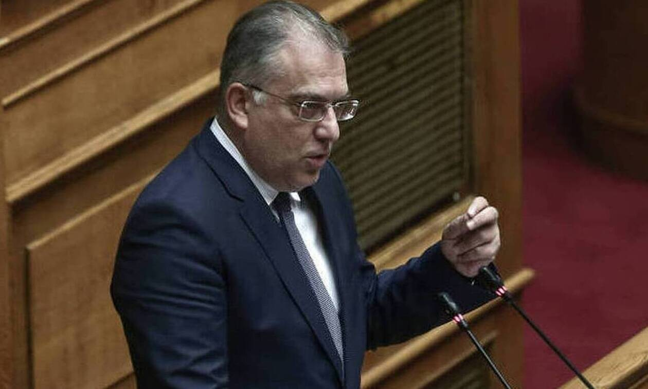 Theodorikakos rules out salary or pension cuts
