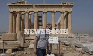 Афинский Акрополь снова открыт для посещений