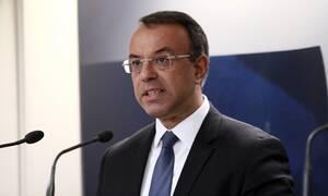 Σταϊκούρας: Πιθανή μείωση ενοικίων και για επιχειρήσεις που θα ανοίξουν στο τέλος Μαΐου ή Ιούνιο