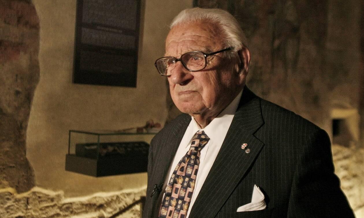 Nicholas Winton: 111 χρόνια από τη γέννηση του Βρετανού ανθρωπιστή που διέσωσε 669 παιδιά