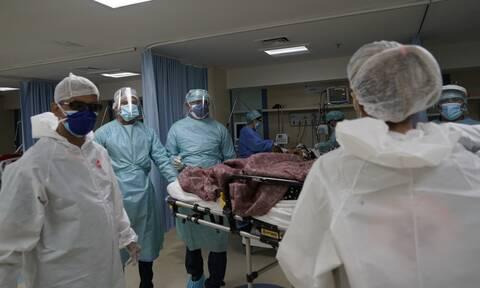 Κορονοϊός: H Βραζιλία είναι η χώρα με τον τρίτο υψηλότερο αριθμό κρουσμάτων - 674 θάνατοι σε 24 ώρες