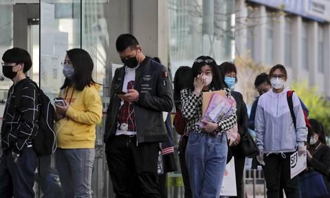 Κορονοϊός στην Κίνα: Έξι νέα κρούσματα μόλυνσης σε 24 ώρες
