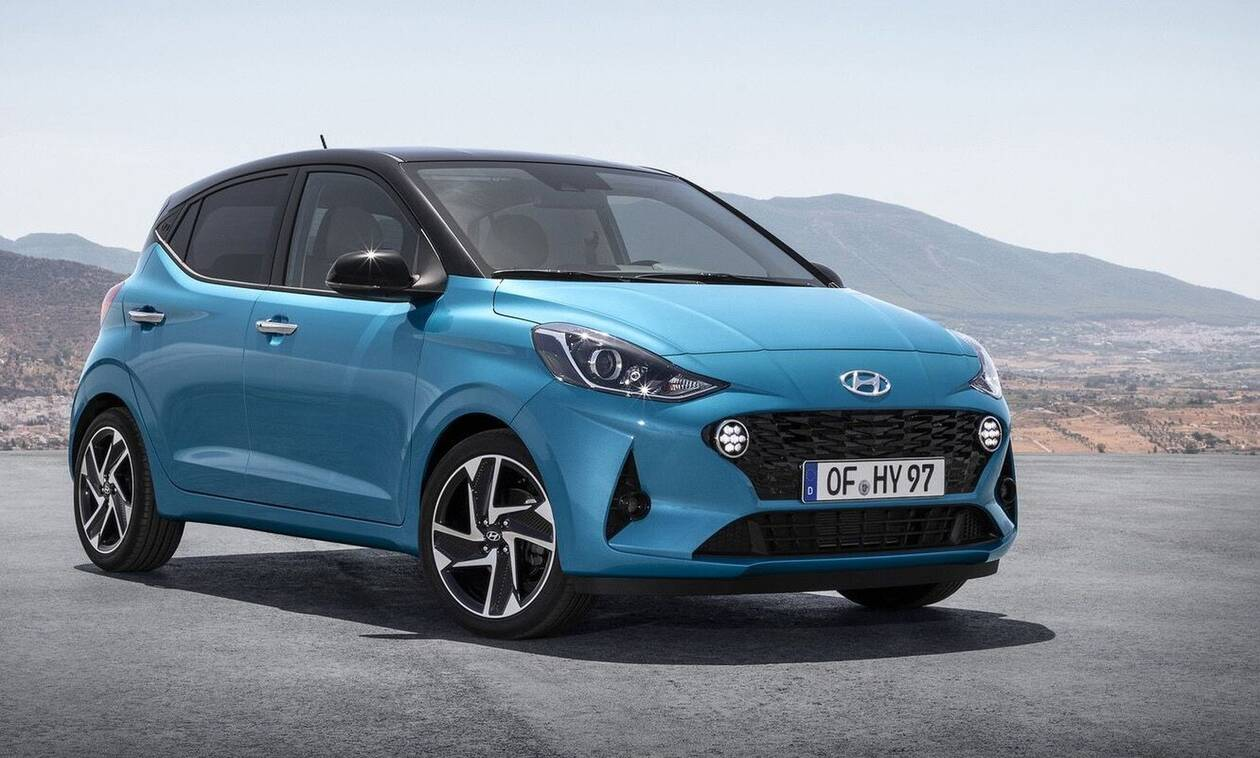 H Hyundai δεν σχεδιάζει ένα ηλεκτρικό i10