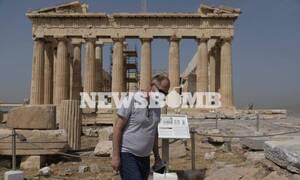 Κορονοϊός - Άρση περιοριστικών μέτρων: Η Ακρόπολη διεθνές σήμα της ελληνικής κανονικότητας