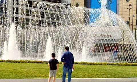 Η Πλατεία Ομονοίας είναι ξανά κανονική πλατεία! Δείτε φωτογραφίες