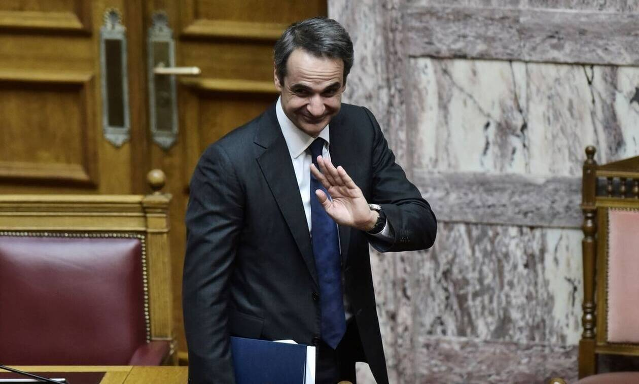 Mitsotakis to announce the government's plan for labour, economy and tourism on Wednesday