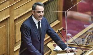 PM Mitsotakis: We will honour the Remembrance Day until the Day of Vindication dawns