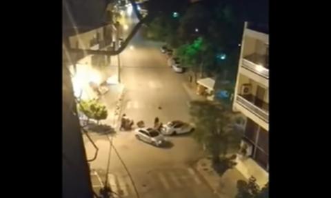 Θρίλερ στην Ημαθία: Μπούκαραν σε κοσμηματοπωλείο και άρπαξαν το χρηματοκιβώτιο (vids&pics)