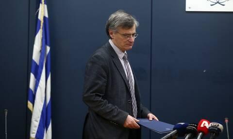 Τσιόδρας στο CNN Greece: Oι Έλληνες πειθάρχησαν περισσότερο - Τα μέτρα περιόρισαν τον ιό κατά 80%