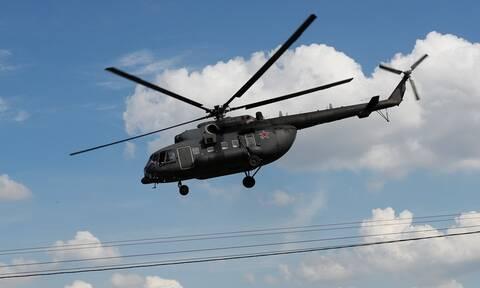 Ρωσία: Στρατιωτικό ελικόπτερο συνετρίβη κοντά στη Μόσχα - Νεκρά τα μέλη του πληρώματος