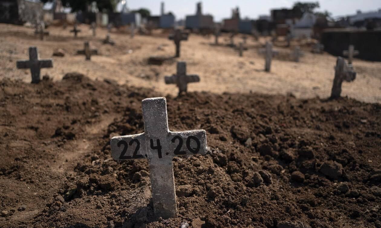 Κορονοϊός στη Βραζιλία: Σαρώνει η πανδημία - Για πρώτη φορά πάνω από 1.000 νεκροί σε 24 ώρες