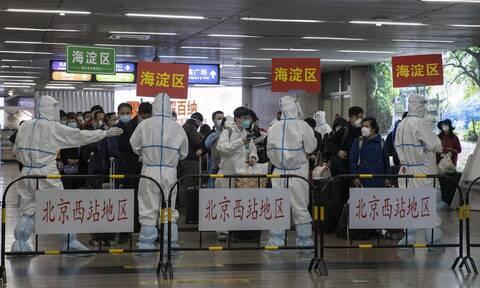 Κίνα: Πέντε κρούσματα μόλυνσης από τον κορονοϊό σε 24 ώρες