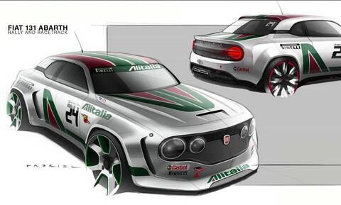 Μακάρι να βλέπαμε ένα νέο Fiat 131 Abarth Rally σαν και αυτό!