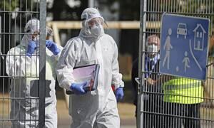 Κορoνοϊός - Γερμανία: Τα κρούσματα ξεπέρασαν τα 176.000