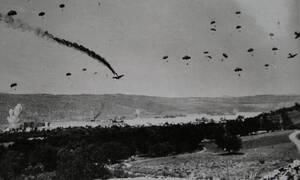 Η Μάχη της Κρήτης: Το σοκ του Χίτλερ για τις τεράστιες απώλειες στο νησί