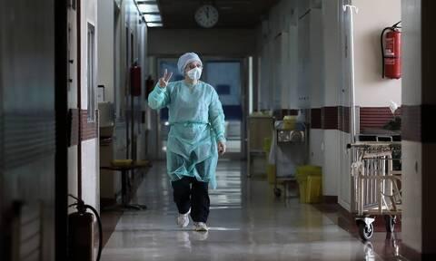 Κορονοϊός: Αισιόδοξα μηνύματα από τη θεραπευτική χορήγηση πλάσματος