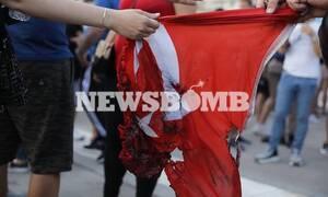 «Παραληρεί» η Τουρκία: Όταν ο στρατός μας πήρε πίσω τη Σμύρνη δεν πάτησε την ελληνική σημαία