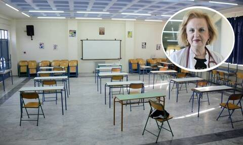 Παγώνη στο Newsbomb.gr: Τα Δημοτικά σχολεία δεν πρέπει να ανοίξουν - Πρόβλημα αν βρεθεί κρούσμα