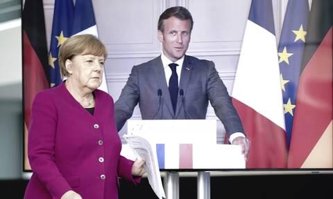 ΕΕ - Reuters: Πώς Μέρκελ και Μακρόν συμφώνησαν για το Ταμείο Ανάκαμψης