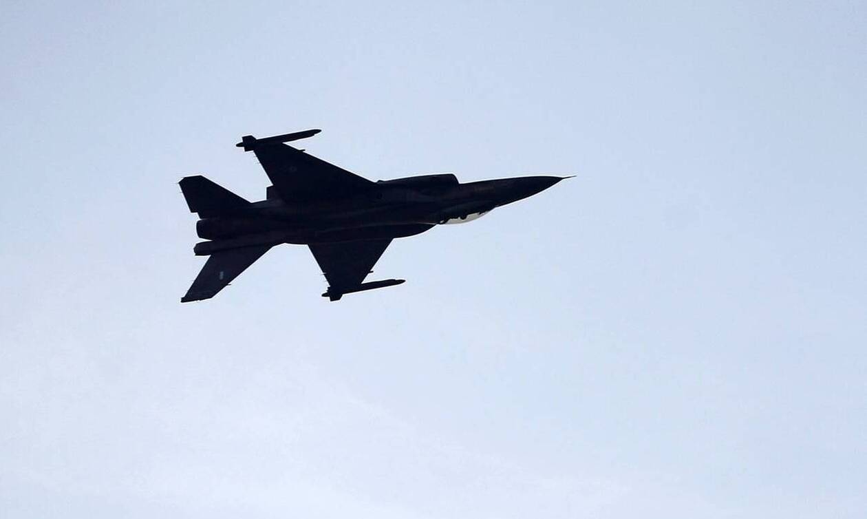Turkish figher jets infringe Athens FIR, fly over Agathonissi and Anthropofaghi