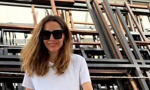 Δέσποινα Βανδή: Ποζάρει με καυτό σορτς και ρίχνει το instagram (photos)
