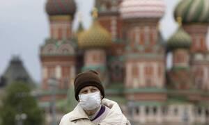 Κορονοϊός Ρωσία: Η κατάσταση με την εξάπλωση του ιού χώρα σταθεροποιείται σταδιακά