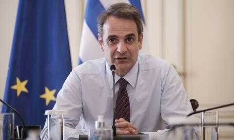 Διάγγελμα Μητσοτάκη: Πακέτο 24 δισ. ευρώ για την ενίσχυση της οικονομίας