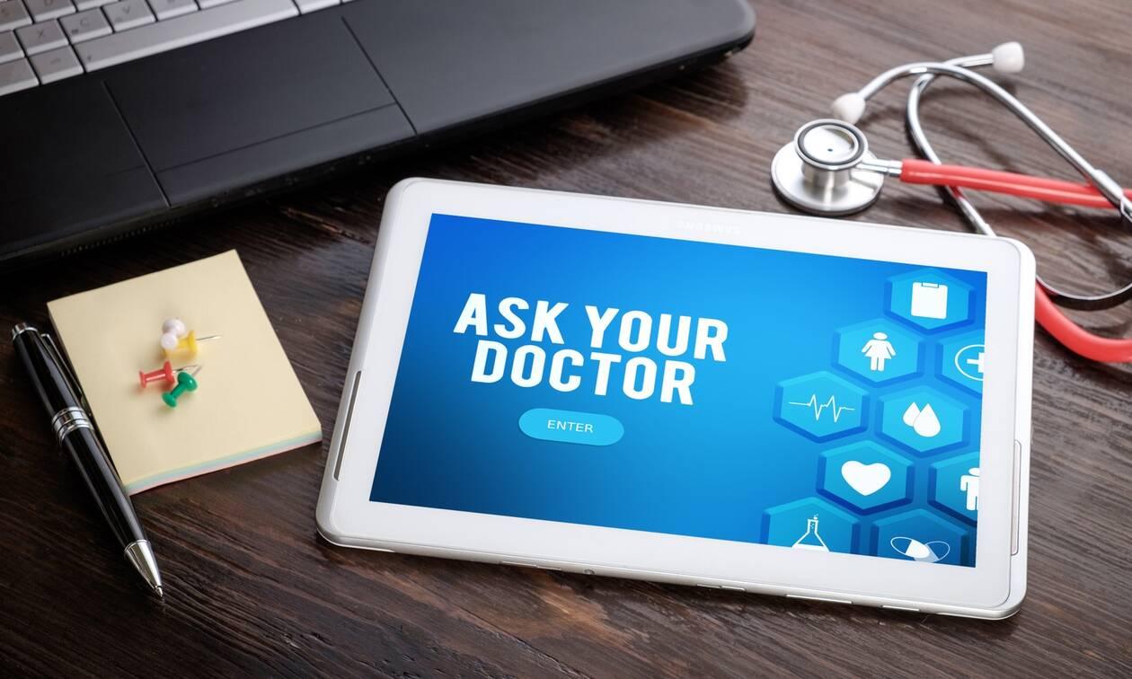 Η εφαρμογή που θα σου πει αν χρειάζεται να πας στον… γιατρό