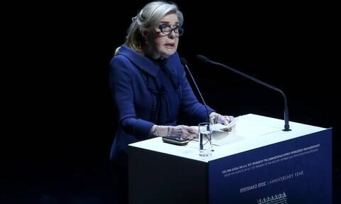 Μαριάννα Βαρδινογιάννη: Νέος σχεδιασμός για το Επετειακό Έτος «Θερμοπύλες-Σαλαμίνα 2020»