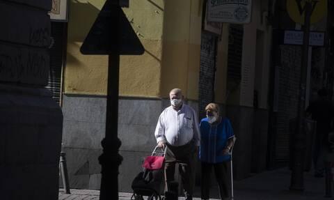 Κορονοϊός Ισπανία: Νέα άνοδος των ημερήσιων θανάτων - 95 νέα θύματα