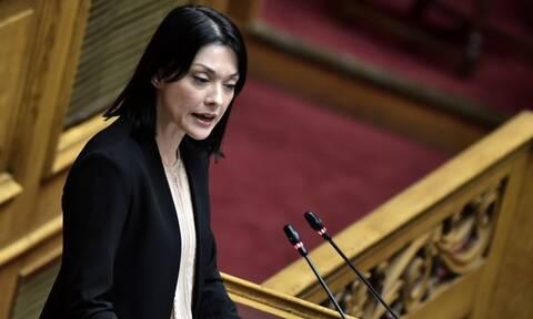 Το «mea culpa» της Γιαννακοπούλου για τα «γαλλικά» στην Κεραμέως
