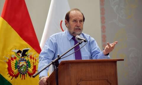 Κορονοϊός Βολιβία: Συνελήφθη ο υπουργός Υγείας για το σκάνδαλο με την αγορά αναπνευστήρων