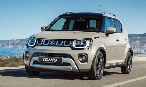 Ignis: Το μικρό υβριδικό SUV της Suzuki ανανεώθηκε και ξεκινά από τις 12.540 ευρώ