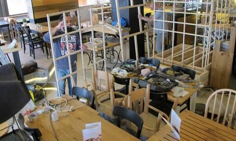 Εστίαση: Πώς θα λειτουργήσουν καφέ και εστιατόρια -Τι πρέπει να προσέχουν οι πολίτες
