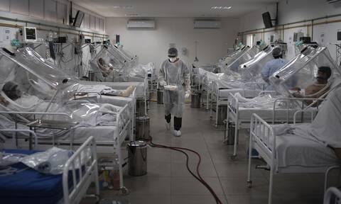 Διευθυντές Κέντρων πρόληψης ΗΠΑ και Ευρώπης: Έρχεται νέο κύμα πανδημίας και πιθανό lockdown