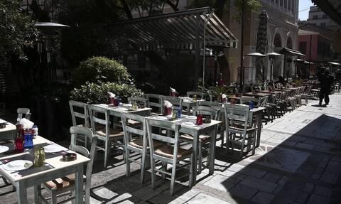 Εστίαση: Κατατέθηκε η τροπολογία για τα τραπεζοκαθίσματα - Τι προβλέπει για εστιατόρια και καφέ